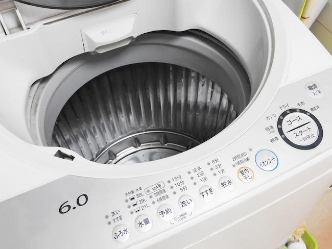 洗濯機を処分するには?費用相場・自ら持ち込み処分する方法もご紹介!