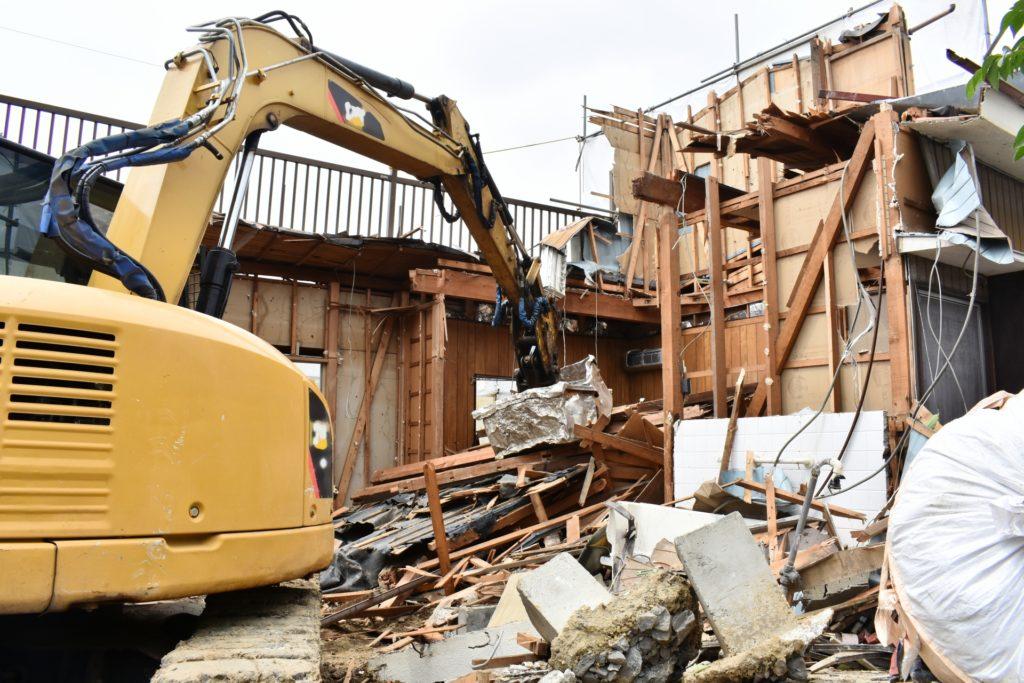 50坪の家の解体にかかる費用相場は?木造・鉄骨など材質別に解説