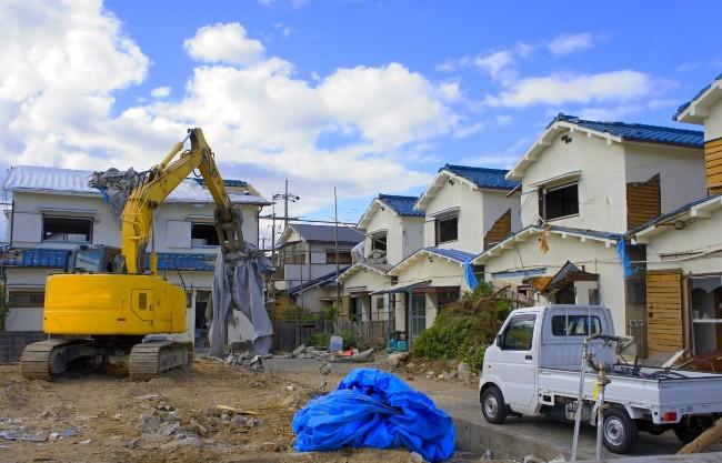 家の解体費用相場はいくら?坪数ごと解体費用の相場をご紹介!