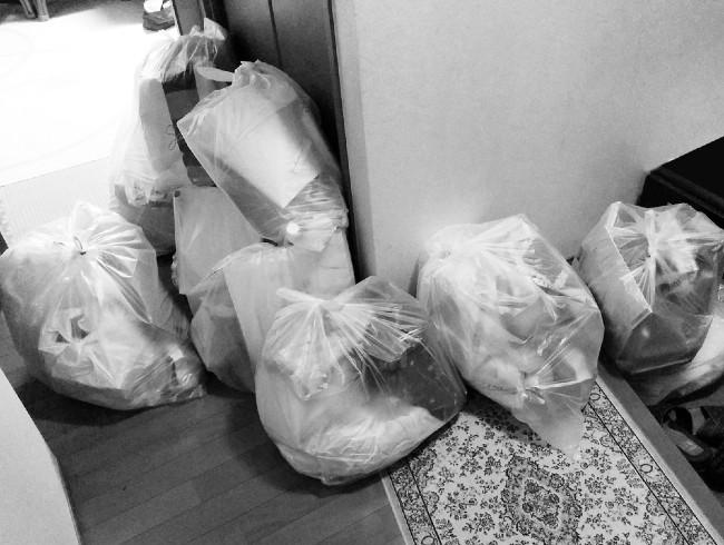 ゴミ屋敷の片付け費用の相場はいくら?自力で片付ける方法もご紹介
